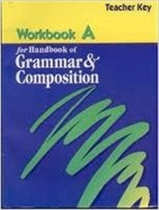Grammar and Composition Set - Yellow House Book Rental