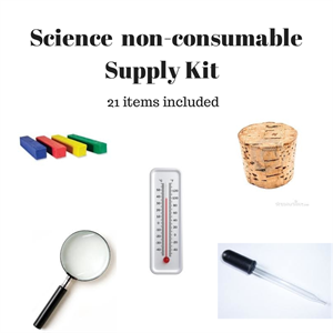 Science Supply Kit - Yellow House Book Rental