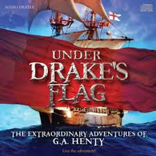 Under Drake's Flag- 2 CD set - Yellow House Book Rental