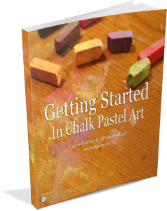 Getting Started with Chalk Pastel - Free eBook - Yellow House Book Rental