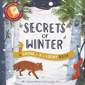 Shine a Light Books- Secrets of Winter - Yellow House Book Rental