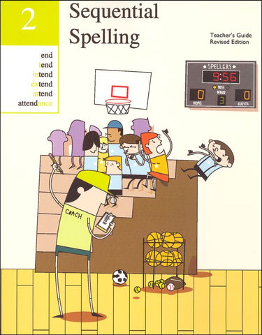 Sequential Spelling Book 2