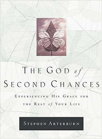 The God of Second Chances - Yellow House Book Rental
