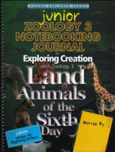 Zoology 3 Junior Notebooking Journal - Yellow House Book Rental