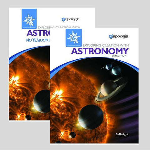 Exploring Creation With Astronomy 2nd Edition Bundle - Yellow House Book Rental