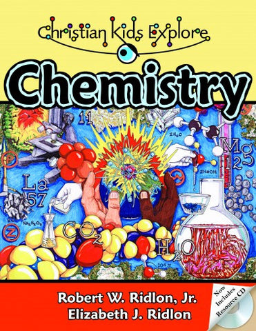Christian Kids Explore Chemistry - Yellow House Book Rental