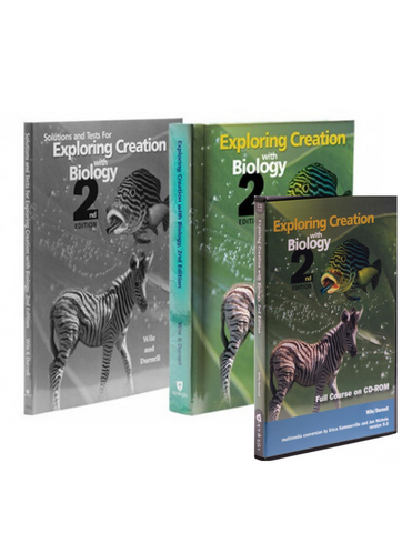 Exploring Creation with Biology Bundle