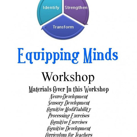Equipping Minds Complete Package - Yellow House Book Rental