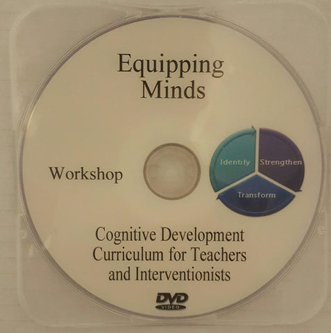 Equipping Minds Training DVD - Yellow House Book Rental