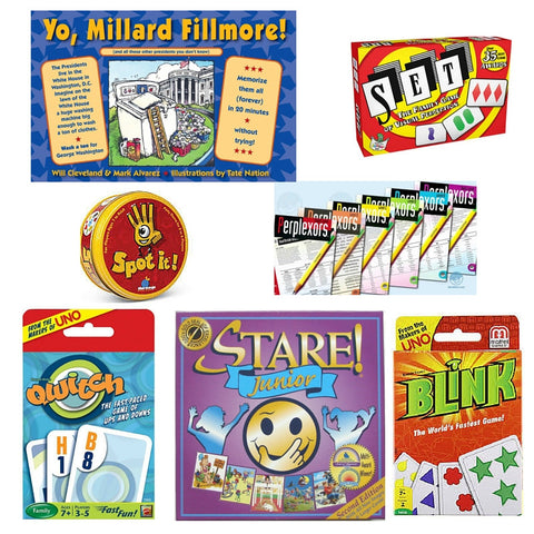 Equipping Minds Games - Yellow House Book Rental