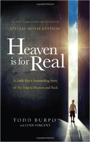Heaven is For Real - Special Movie Edition - Yellow House Book Rental