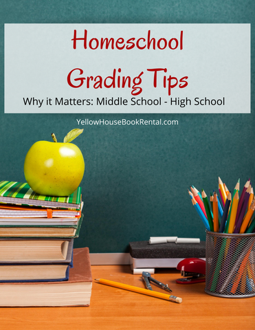 Homeschool Grading Tips