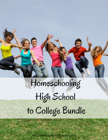 Homeschooling High School to College Bundle