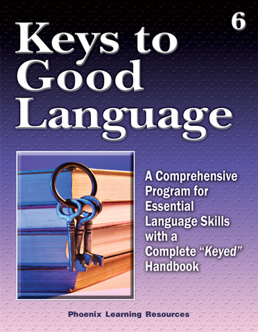 Keys to Good Language Teacher's Edition 6