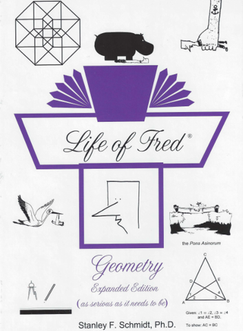 Life of Fred Geometry Expanded Edition