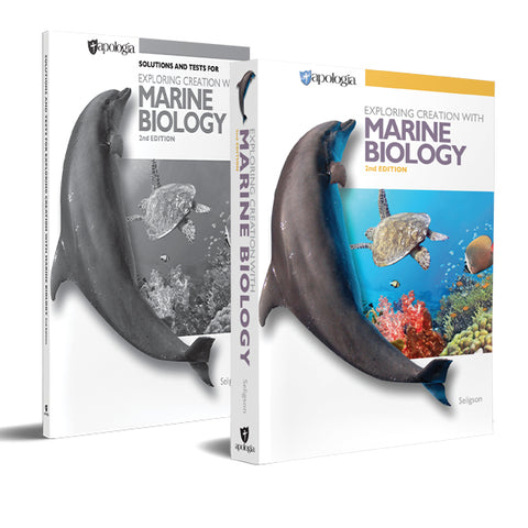 Exploring Creation with Marine Biology, 2nd Edition Basic Set