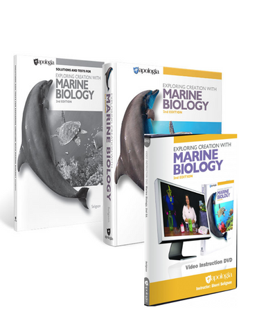 Exploring Creation with Marine Biology Bundle