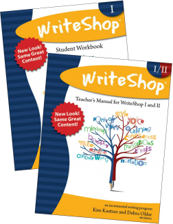 WriteShop Basic Set - Yellow House Book Rental