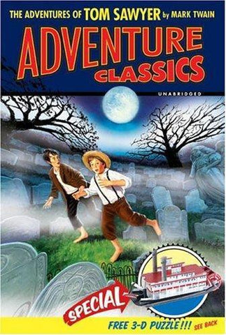 The Adventures of Tom Sawyer - Yellow House Book Rental