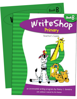WriteShop Primary Book B Set - Yellow House Book Rental