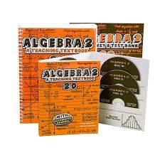 Algebra 2, 2.0 Teaching Textbooks