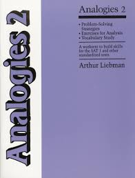 The Analogy Book Of Related Words