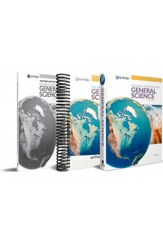 Exploring Creation with General Science Advantage Set, 3rd Edition