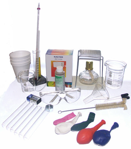 Exploring Creation with Chemistry Lab Supply kit