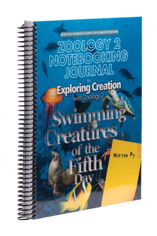 Zoology 2 Notebooking Journal - Yellow House Book Rental