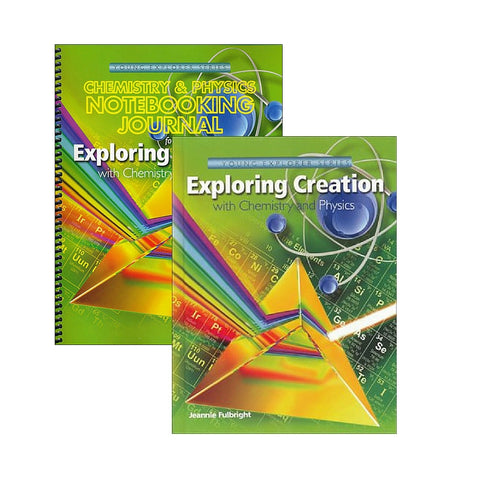 Exploring Creation With Chemistry and Physics Bundle - Yellow House Book Rental