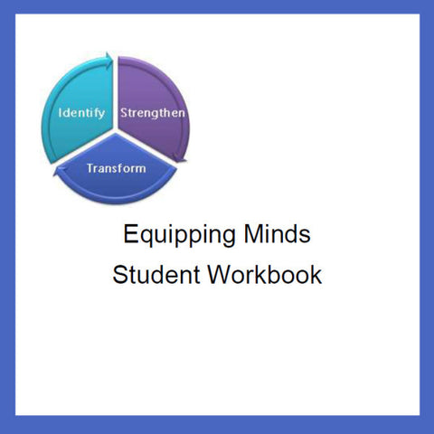 Equipping Minds Student Workbook - Yellow House Book Rental