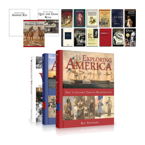 Exploring America Bundle