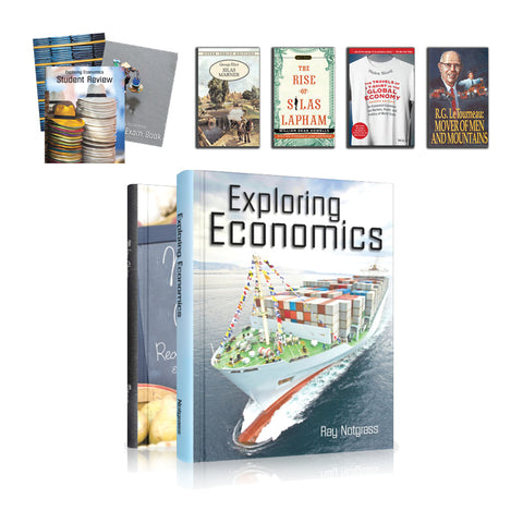 Exploring Economics Bundle