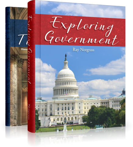 Exploring Government (2016) - Yellow House Book Rental