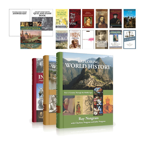 Exploring Word History Bundle