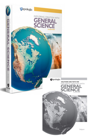 Exploring Creation with General Science: Set 3rd edition