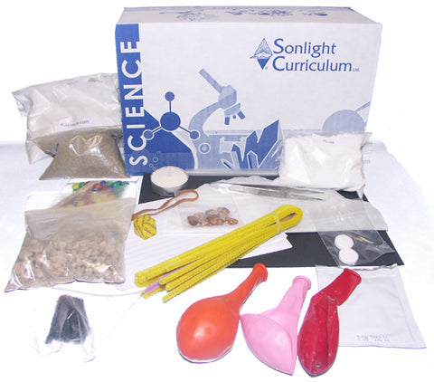 Exploring Creation with General Science Supply Kit