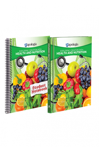 Exploring Creation with Health and Nutrition Basic Set