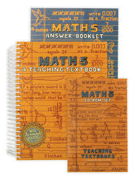 Math 5 Teaching Textbooks