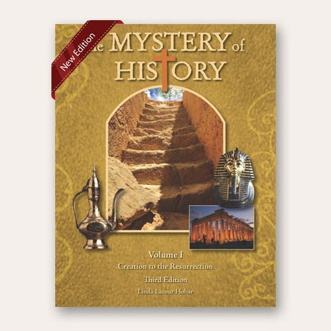 Mystery of History Vol 1, 3rd edition