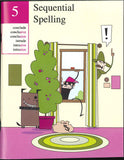 Sequential Spelling Book 5 set