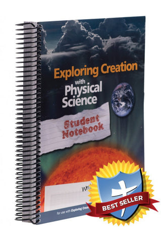 Physical Science 2nd Edition Student Notebook