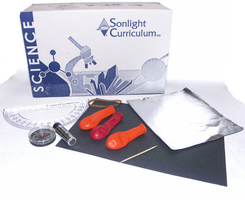 Exploring Creation with Physics Science Supply Kit