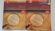 Skills for Literary Analysis Student & Teacher Edition Set
