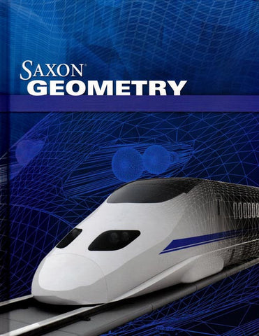 Saxon Math Geometry 1st Edition - Yellow House Book Rental