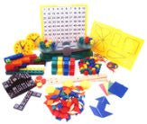 Saxon Math K-3 Manipulatives Kit - Yellow House Book Rental