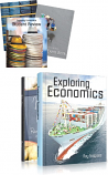 Exploring Economics Package (2016) - Yellow House Book Rental  - 2
