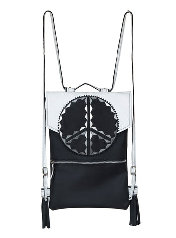Black & White Backpack // 110