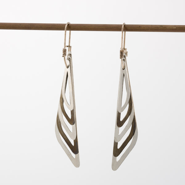 Geometric Earrings // #014