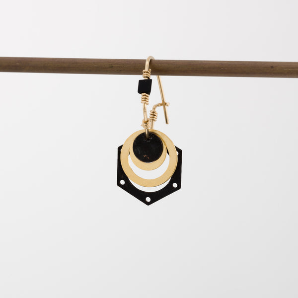Geometric Earrings // #040